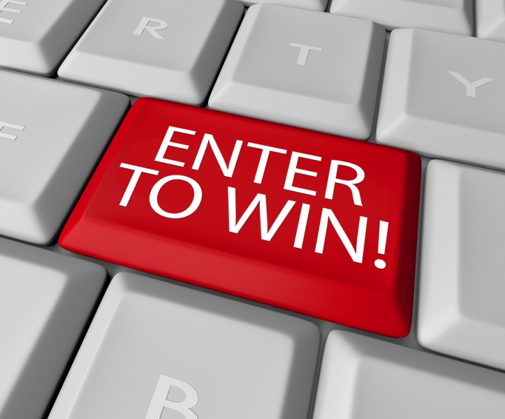 You have to enter to win literary contests!